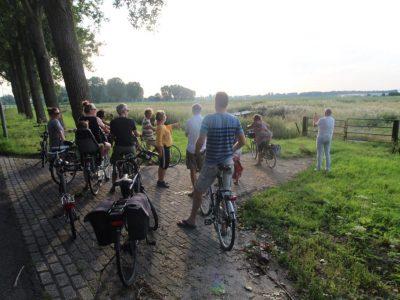Zomerse fietstochten