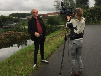 Interview met Radio en TV Rijnmond