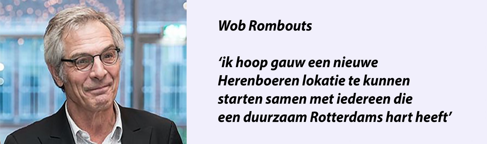 WobRombouts + tekst